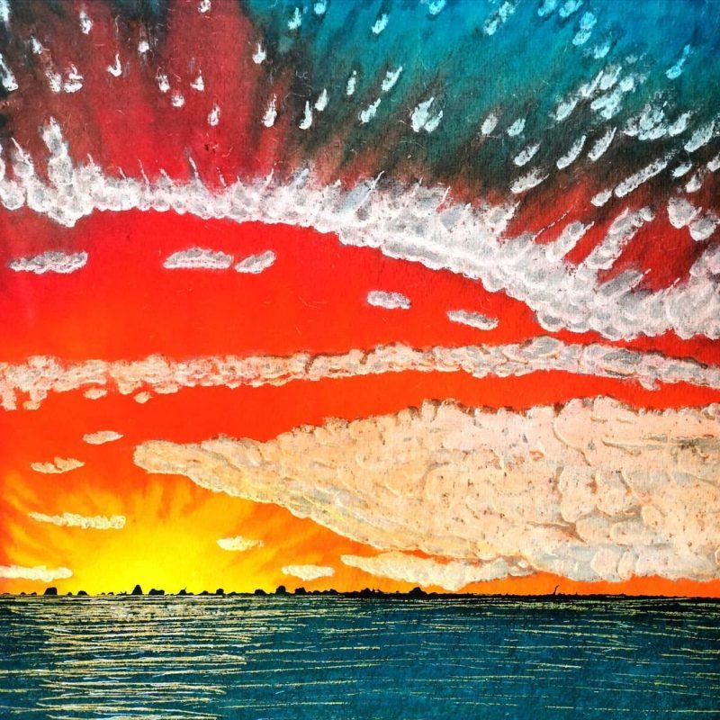 Nouveau tableau Mohamed Kahouadji